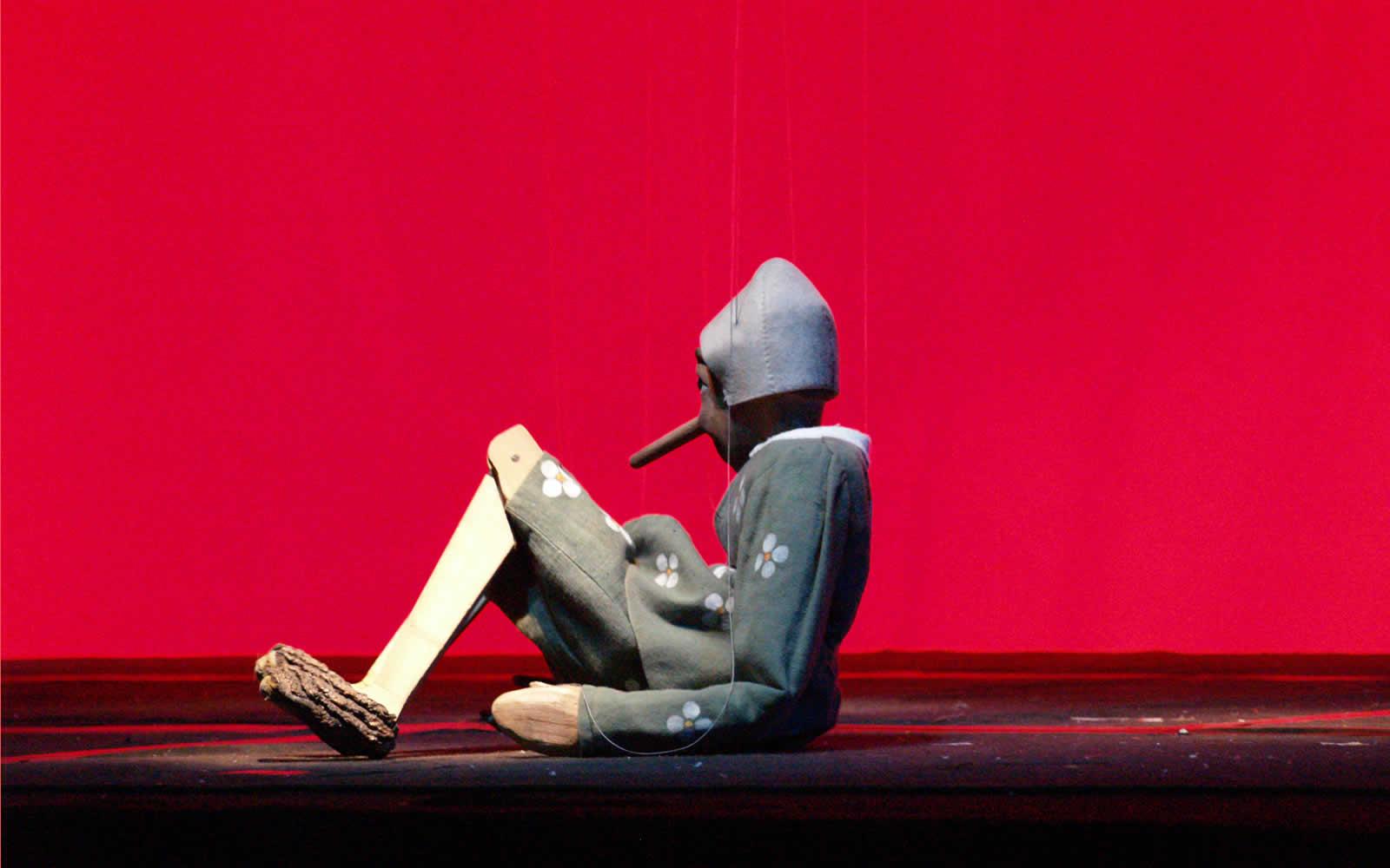 La marionetta di Pinocchio per raccontare valori e reputazione online di un marchio storico